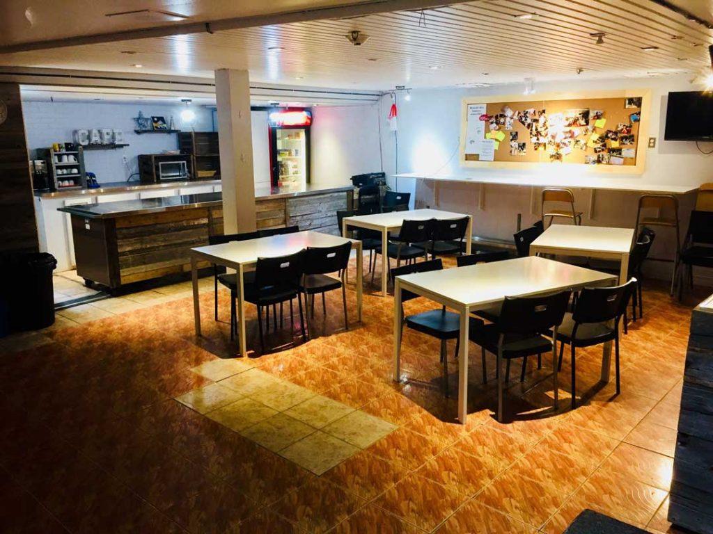 Salle Café rencontre